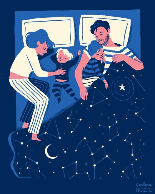 Ilustración: Carolina Búzio